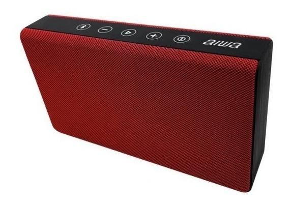 Caixa De Som Aiwa Aw-20h 20w Bluetooth Função Tws
