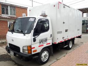 Hyundai Hd 65 Camión Furgón