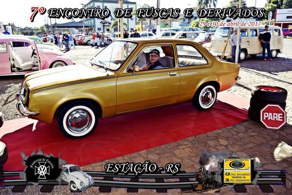 Chevette Sl 1978 Segundo Dono