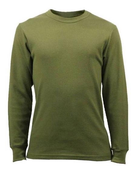 Camiseta Manga Larga De Abrigo Termal- Rothco