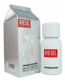 Perfume Diesel Plus Plus Edt 75ml Original - Lacrado