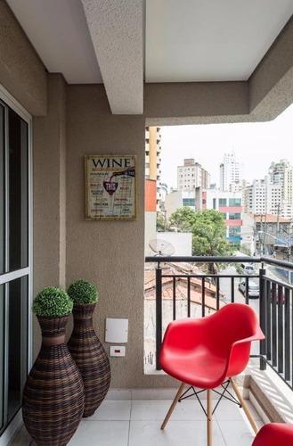 Studio Residencial À Venda, Santana, São Paulo. - St0034
