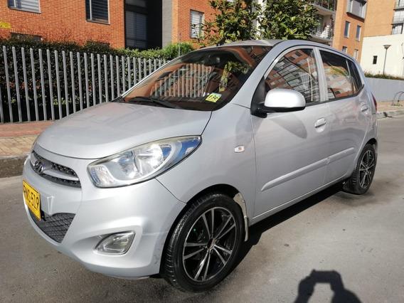 Hyundai I10 1086 Cc M/t 2012