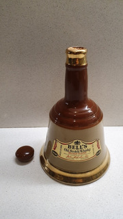 Bells Whisky 750ml Ceramica