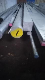 Redondo De Aluminio De 2 1/4 A 1 Mt
