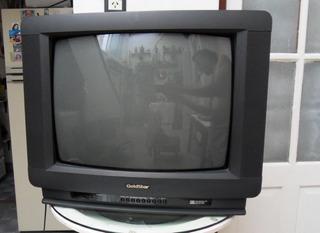 Tv Goldstar 20 C/c.remoto Y Manual - Impecable - Oferta !!