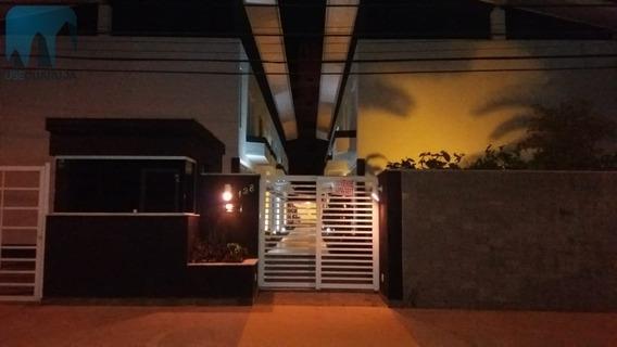 Sobrado A Venda No Bairro Jardim Enseada Em Guarujá - Sp. - 612-1