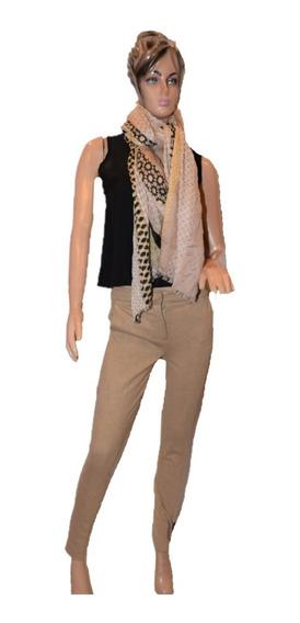 Portsaid Pantalon De Vestir Chupin Ideal Invierno