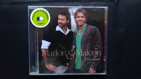 Cd Marlon & Maicon - Uma Lenda - Volume 6 Original Lacrado