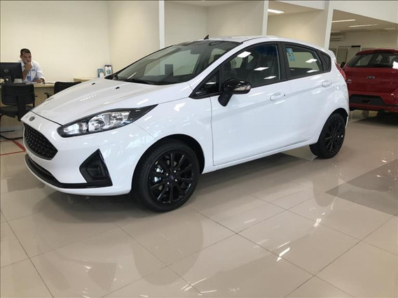 Ford Fiesta 1.6 Ti-vct Flex Se Style Manual