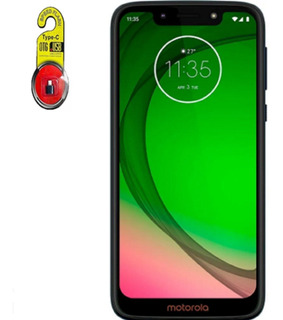 Teléfono Celular Moto G7 Play 32gb/2gb + Otg