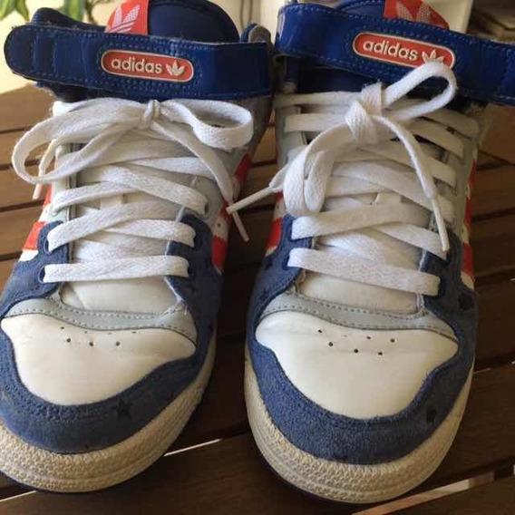 Zapatillas adidas Botitas Importadas, Impecables! -usadas-