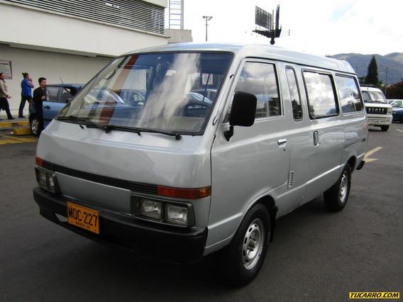 Microbus Nissan Vanette