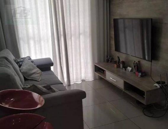 Apartamento Com 2 Dormitórios À Venda Por R$ 334.000,00 - Jardim D Abril - Osasco/sp - Ap3674