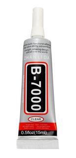 Pegamento B7000 Celulares Modulos Pantallas Tactiles 15ml Transparente Servicio Tecnico