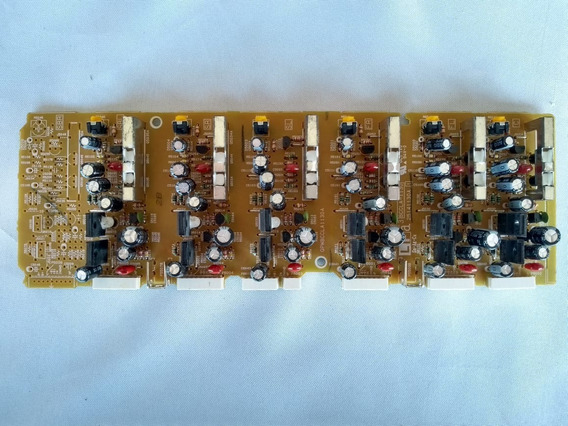 Placa Pré Amplificada Do Receiver Onkyo Ht-r391 Usado -