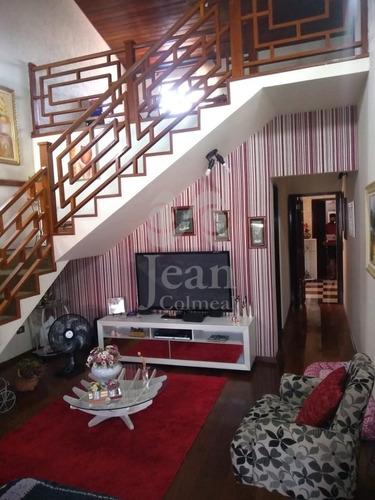 Imagem 1 de 21 de Casa À Venda, Vila Cecília, Mogi Das Cruzes, Sp - Sp - Ca0015_colmea