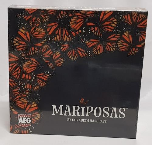 Mariposas Juego De Mesa / Boardgame Nuevo !!!