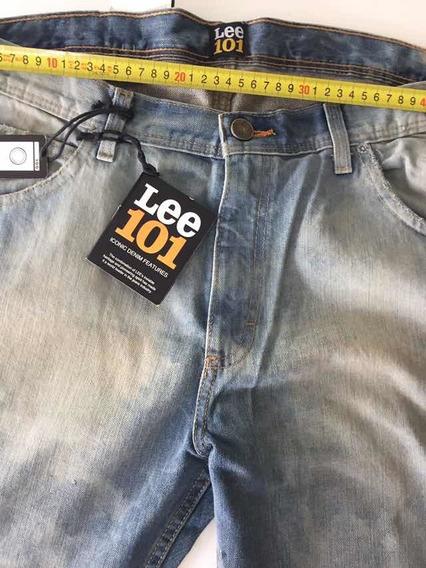 Jean Lee 101 Con Cierre Talle36 Grande De Cintura 48 Cm Top