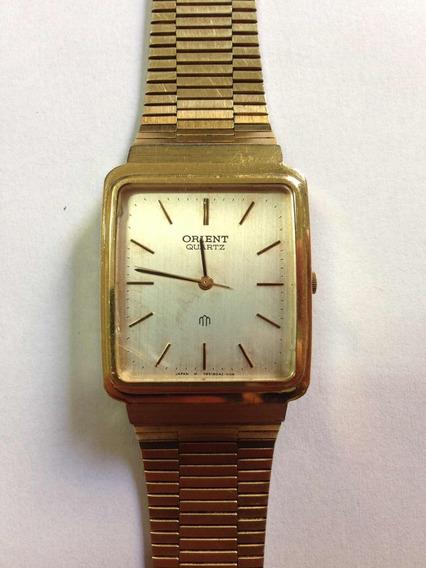 Relógio Orient Quartz Japan