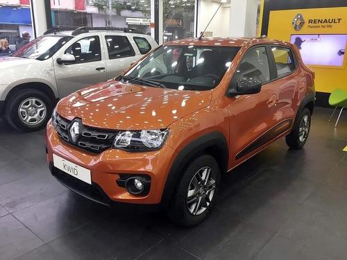 Renault Kwid Zen 1.0 Okmno Up  Oferta Remate De Stock! - Mf