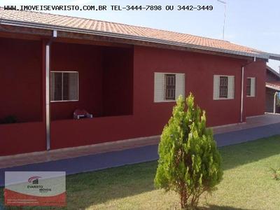 Chácara Para Venda Em Limeira, Pires De Cima, 4 Dormitórios, 1 Suíte, 2 Banheiros - 1340