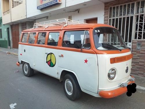Volkswagen Kombi  Kombi De Lujo
