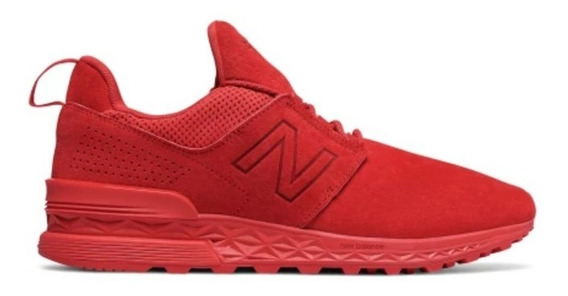 Zapatillas New Balance Ms574d Suede Asfl70