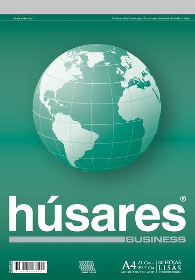 Block Husares A4 Liso