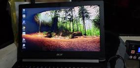 Notebook Acer I5 7° Geração, 8gb Ram 1gb Hd