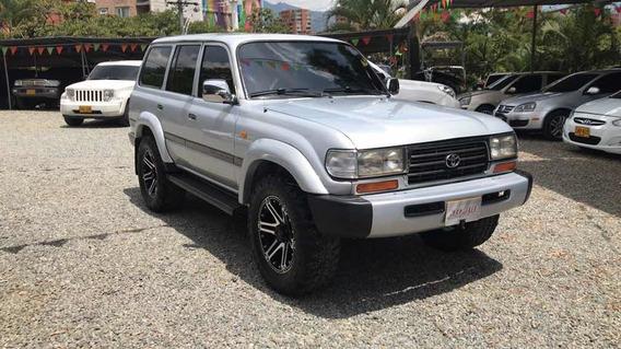 Toyota Burbuja Vx 4.5 Mt Blindada