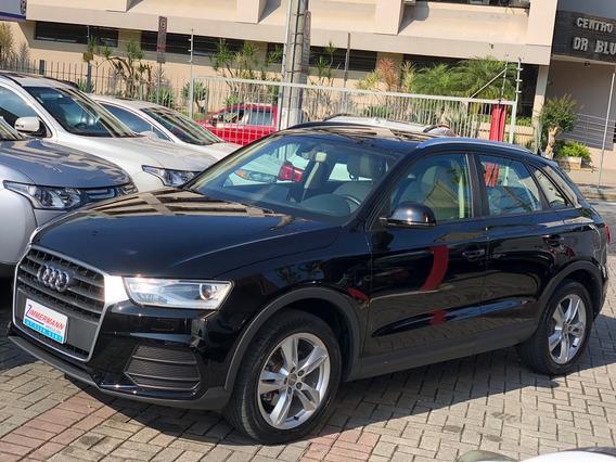 Audi Q3 1.4 Tfsi Ambiente Flex S-tronic 5p 2016 Top De Linha