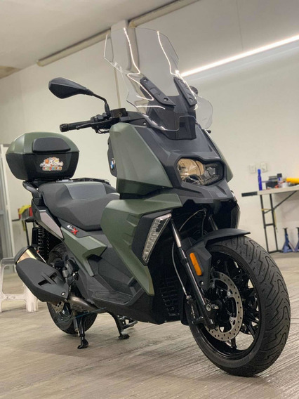 Bmw C 400 X C400x Scooter