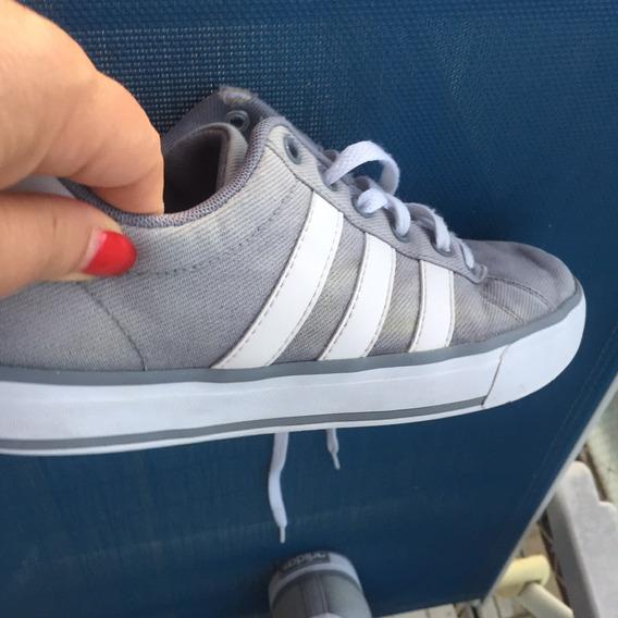 zapatillas lona adidas hombre