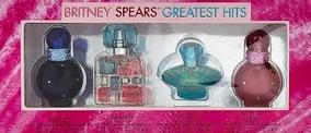 Britney Spears Mini Set 4 Pzas. Original
