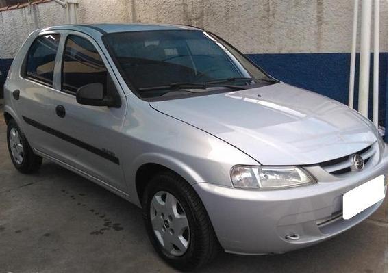 Chevrolet Celta 1.0 Vhc Prata 8v Gasolina 4p