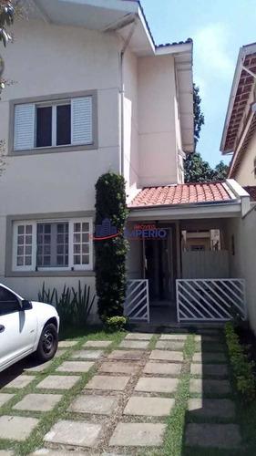 Sobrado De Condomínio Com 4 Dorms, Ponte Grande, Guarulhos - R$ 990 Mil, Cod: 7087 - V7087