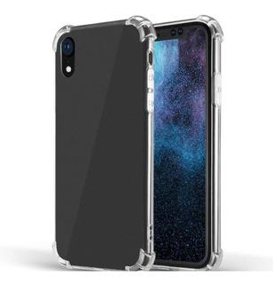 Funda Protector iPhone Huawei Samsung Slim Airbag Reforzado