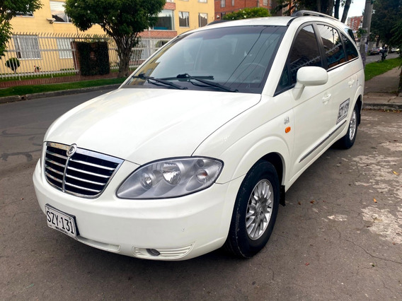 Ssangyong Stavic D27dt Mt2700cc Blanco Aa Ab Dh