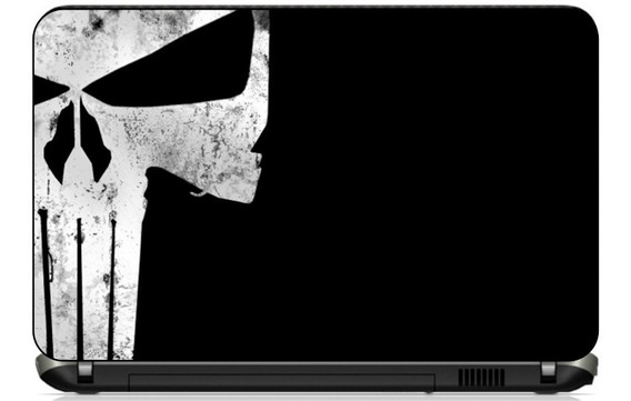 Adesivo Skin Notebook Tv Serie O Justiceiro The Punisher