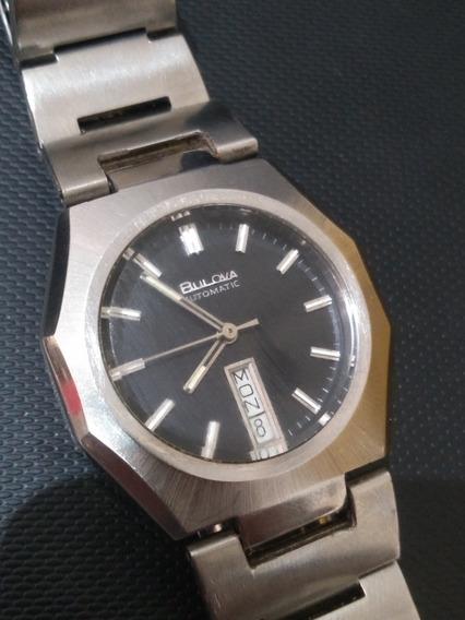 Relógio Bulova Suíço Automático 25 Jewels, Antigo!!!