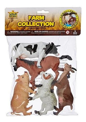 Polybag Farm Collection 5 Piezas