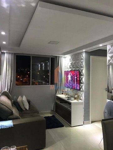 Imagem 1 de 6 de Apartamento Com 2 Dormitórios À Venda, 47 M² Por R$ 265.000,00 - Parque Maria Helena - Campinas/sp - Ap0269