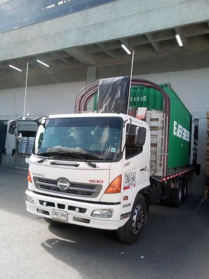 Dobletroque /camion Rigido De 3 Ejes Fm1jrua