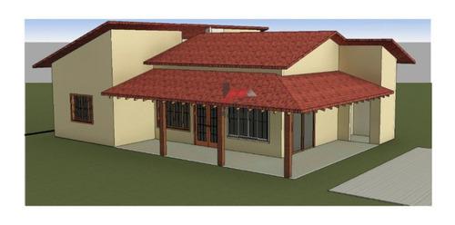Imagem 1 de 9 de Chácara Em Condomínio Fechado Próximo Do Centro  Cod:1085