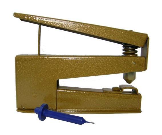 Perfurador Manual P/ Placa De Fenolite + Kit Punção