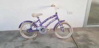 Bicicleta Olmo Niña R16 Usada