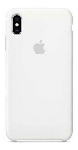Capa Case iPhone Original Aveludada Todos  Os Modelos/cores