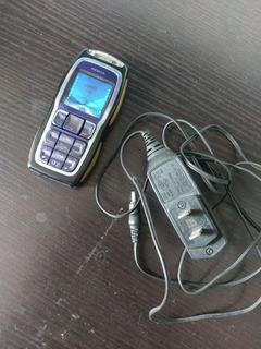Celular Nokia 3220 Clasico Discoteca Funcional Con Cargador