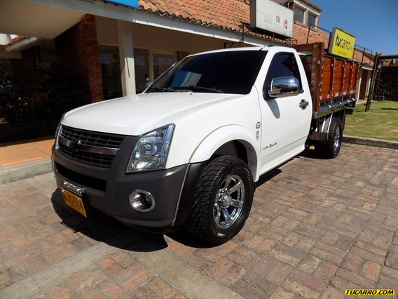 Chevrolet Luv D-max Estacas 4x2 2.5cc Mt Aa